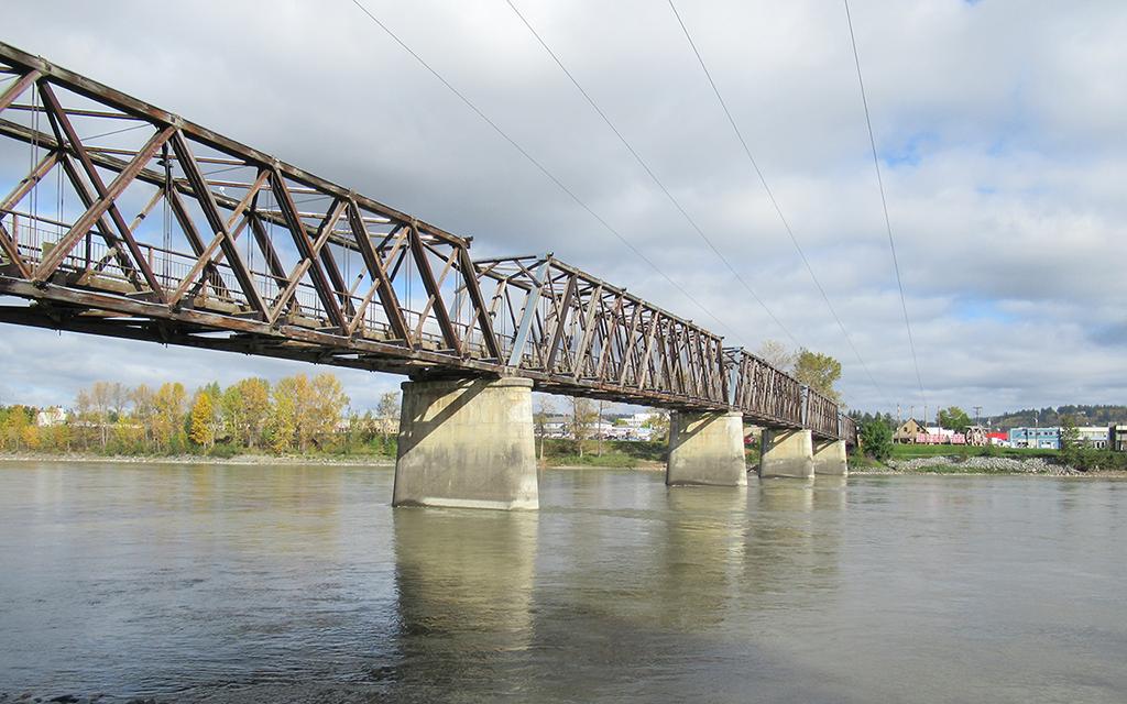 Fraser River Pedestrian